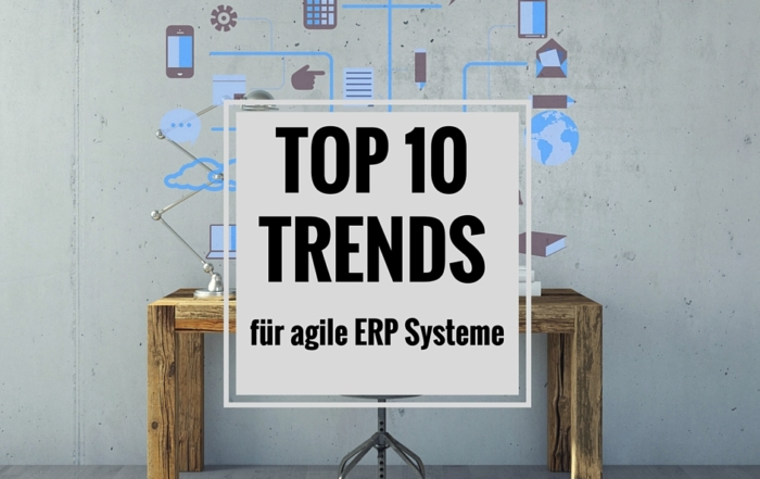 Trends ERP Systeme