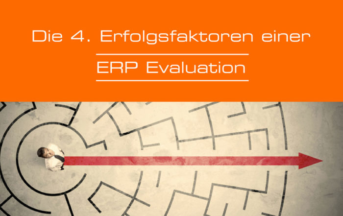SAP ERP Evaluation